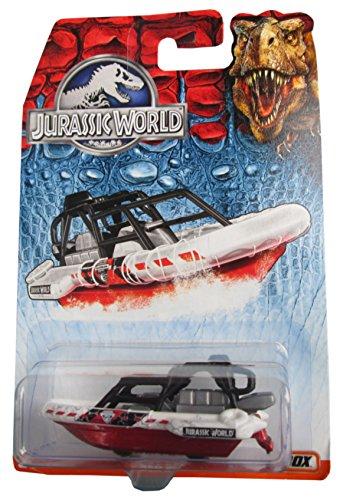SEA SPY Jurassic World 2015 Matchbox 1:64 Scale Basic Die-Cast - Ride Sea World