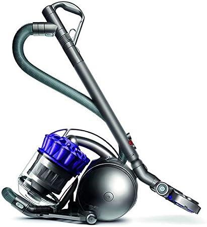 Dyson Ball Parquet (600 W, A, 28 kWh, 193 W, Aspiradora cilíndrica, Sin Bolsa), 1.8 litros, 80 Decibelios, Azul, Gris: Amazon.es: Hogar