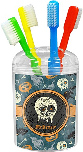 RNK Shops Vintage/Grunge Halloween Toothbrush Holder