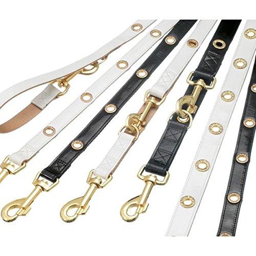 Karlie NOBLE LINE Leash Black, width   length, 15 mm, 100 cm, leash, dog leash