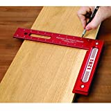 Woodpeckers Precision Woodworking Tools 1281R Precision Woodworking Square