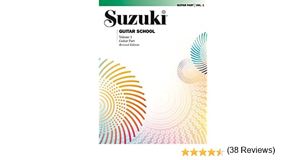 Suzuki Guitar School - Volume 1 (Revised): Guitar Part eBook ...
