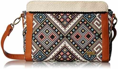 Roxy Folk Caramba Cross Body Handbag