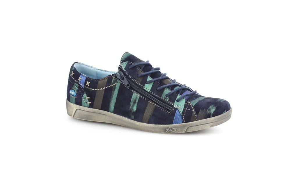 Cloud Footwear Women's Aika Fashion Sneaker B07FXXJ1V5 39 M EU Blue Fantasy