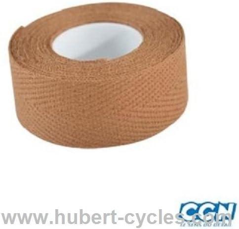 Cycles Hubert cinta para manillar VELOX trenza marrón Vintage ...