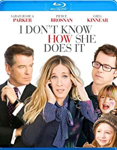 I Don't Know How She Does It [Blu-ray]