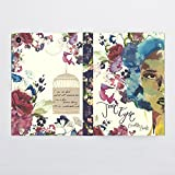 Universal Kindle eReader Case Classic Book Cover (Compatible with Paperwhite 2018) (Jane Eyre)