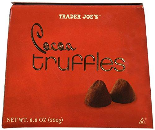 Trader Joes Cocoa Truffles 8 8