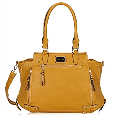 Hynes Victory Luxe Purse Vintage Shoulder Bags for Women Handbags for Work