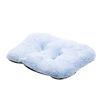 EEvER Cómoda Cama Lavable para Mascotas Cojín para Mascotas pequeño para Gatos Cojín para Perros cálido