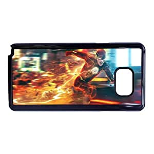Samsung Galaxy Note 5 phone case the flash Hard Case Black 07