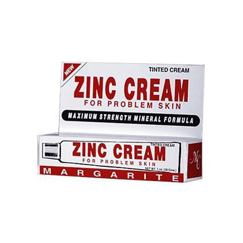 Zinc Oxide Cream For Face - 1