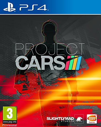 Project CARS PS4 Amazoncouk PC Video Games