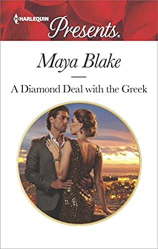 book cover of A Diamond Deal With The Greek