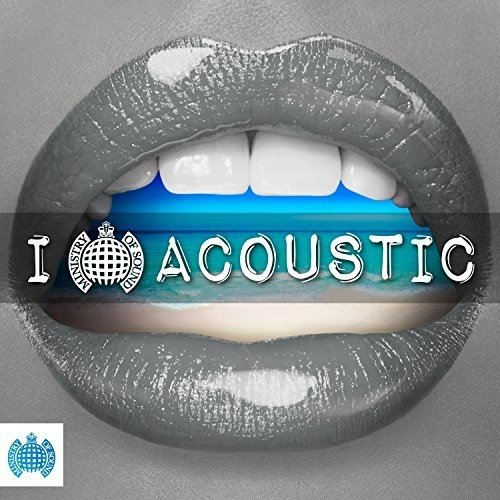CD : VARIOUS ARTISTS - Ministry Of Sound: I Love Acoustic / Various (United Kingdom - Import, 3PC)