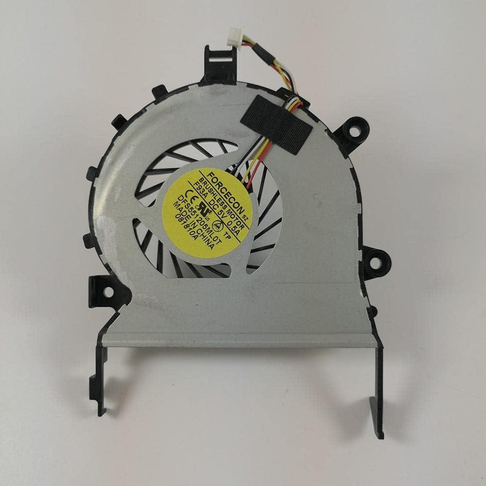 Laptop Cooling Fan Original For Acer Aspire 4553 G 4625 4745 4745G 4820 4820T 4820TG 5820 5820T G Cooler Fan F93A DFS551205ML0T