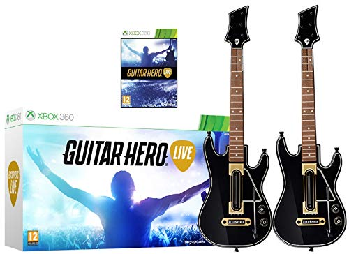Guitar Hero Live 2-Pack Bundle - Xbox 360 1