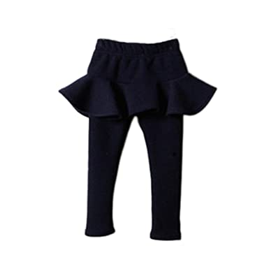 Proumy 2-7 años Niña Pantalones Falda Niñas Moda para niños ...