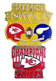 Super Bowl IV Oversized Commemorative Pin