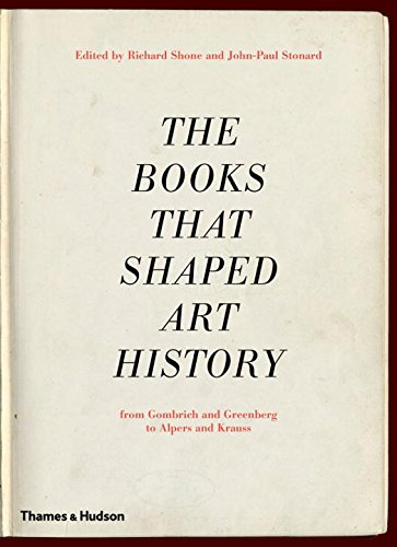 The Books that Shaped Art History: From Gombr…