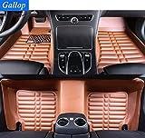 Gallop Full Set Waterproof Leather Custom Fit Floor Liner...