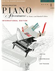Accelerated Piano Adventures for the Older Beginner - Theory Book 1, International Edition