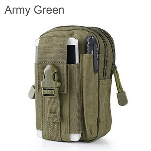 Aeoss Water Resistant Outdoor Sport Travel Pouch Belt Waist Phone Bag Fanny Case Pack Money Pocket MOLLE attachments product image