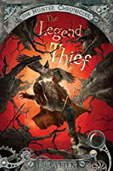 The Legend Thief (The Hunter Chronicles Book 2)