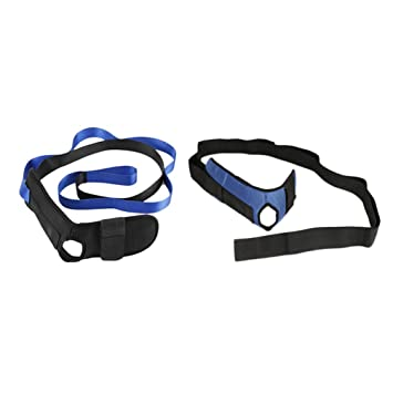 Amazon.com: Yoga Band for Stretching, Professional Durable ...