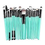 20 Pieces Makeup Brush Set Professional Face Eye