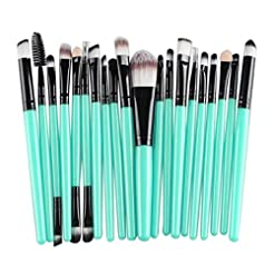20 Pieces Makeup Brush Set Professional ...