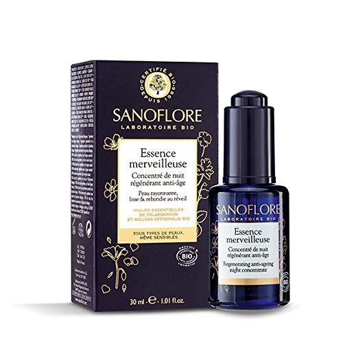 - Sanoflore Essence Merveilleuse Anti-ageing Regenerating Night Concentrate By Sanoflore for Unisex - 1.01 Oz Oil, 1.01 Oz