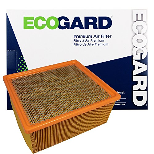 ECOGARD XA6314 Premium Engine Air Filter Fits Ram 2500, 3500 / Dodge Ram 2500, Ram 3500, Ram 4500, Ram 5500 / Ram 4500, 5500