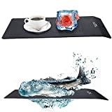 Fast Defrosting Tray, Gigabit Thawing Plate Defrosting Board Quick Defrost Meat or Cooling Coffee Kitchen Cooling Tools Without Electricity, Microwave, Hot Water or Any Other Tools