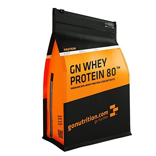 GoNutrition 1 kg Blueberry Cheesecake GN Whey Protein 80 Powder by (1 Kg Cakes)