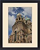 Framed Print of Russia, Saint Petersburg, Center, Church of the Saviour of Spilled Blood on