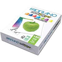 Fabriano Risma Carta Multifunzione (ISO 97006). Formato A4 (21x29,7). Grammatura 160 g/m2. Confezione da 250 F.