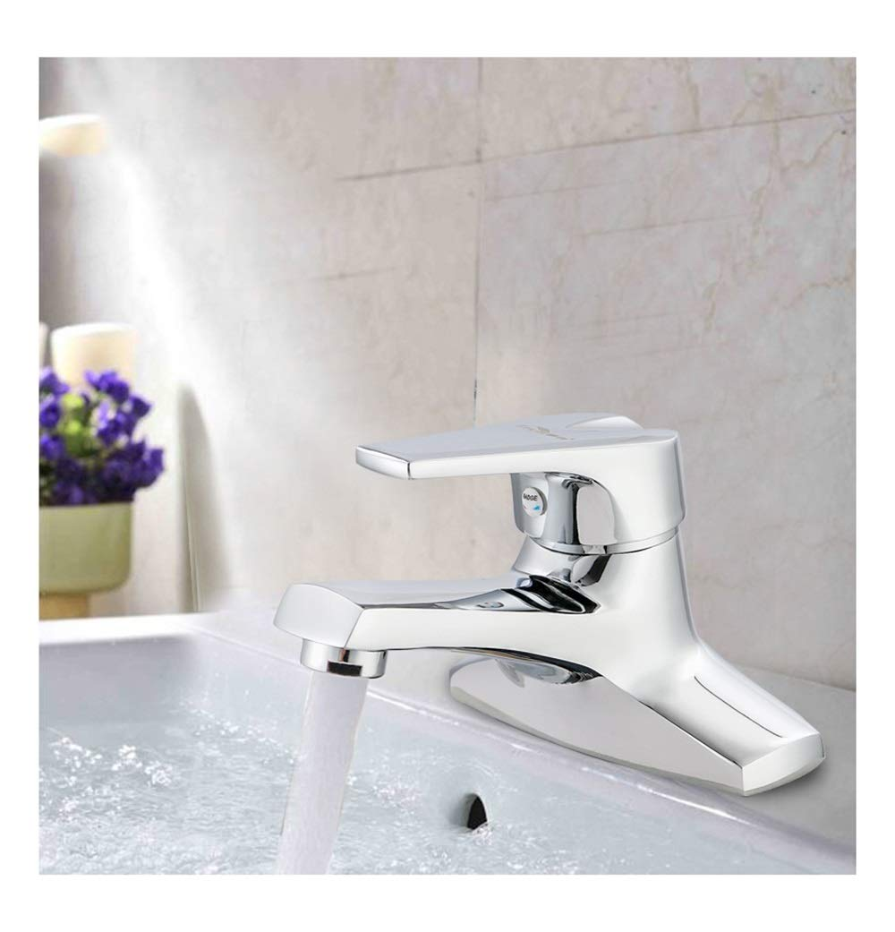 HARDY-YI Water-tap Faucet-copper Hot And Cold Faucet Washbasin Water Tap -184 Faucet