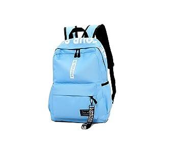 7baaf3d30bc77 Angleliu Schulrucksack Schulrucksack mit Laptopfach Schultaschen Mädchen  Teenager Rucksack Schultasche Canvas Schulrucksäcke für Damen Herren  geeignet