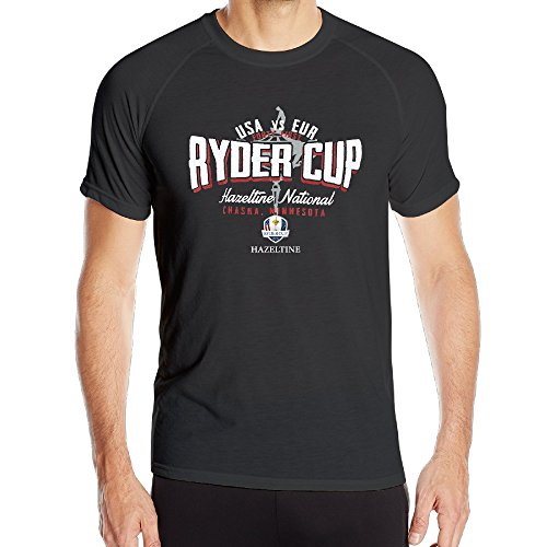 2016 Ryder Cup Event Athletic T Shirts For Mens