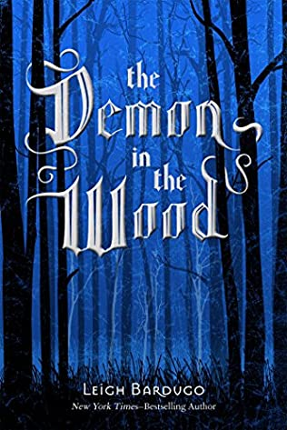 book cover of The Demon in the Wood