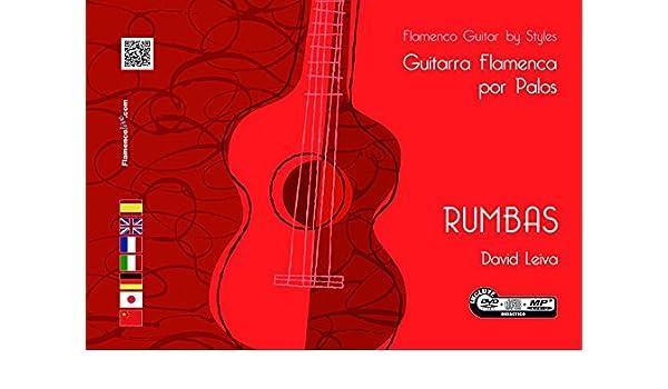 GUITARRA FLAMENCA POR PALOS RUMBAS: Amazon.es: LEIVA PRADOS, DAVID ...