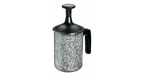 Bialetti Rondine - Trudi manual para hacer espuma de leche 6 T, con doble colador para espuma de leche estable: Amazon.es: Hogar
