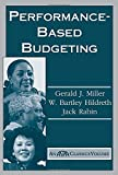 Performance Based Budgeting (Aspa Classics)