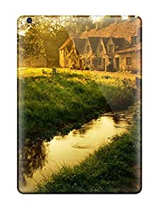 New Style Tpu Air Protective Case Cover/ Ipad Case - Nice Mansion