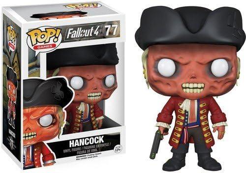 Funko Pop! - Vinyl: Games: Fallout 4: John Hancock (7789): Amazon.es: Juguetes y juegos