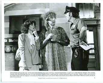 Gene Wilder Gilda Radner Hanky Panky 1982 8x10 still 5 at