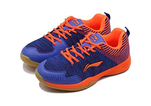 Li-Ning AYTM129-2 Ion-II Super Light Badminton Shoes, Size - 6 UK (Blue) (B07G321YKH) Amazon Price History, Amazon Price Tracker