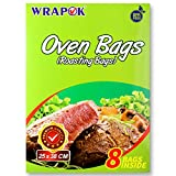 WRAPOK Oven Cooking Turkey Bags Ribs Baking