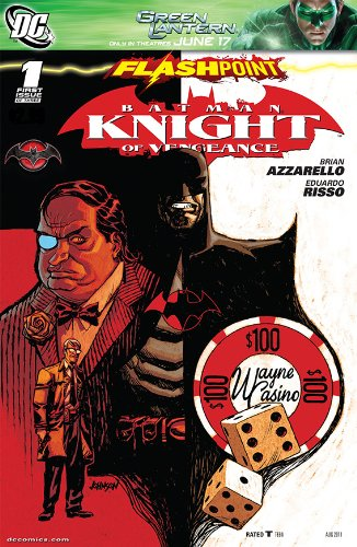 Flashpoint: Batman - Knight of Vengeance Special Edition #1 ()